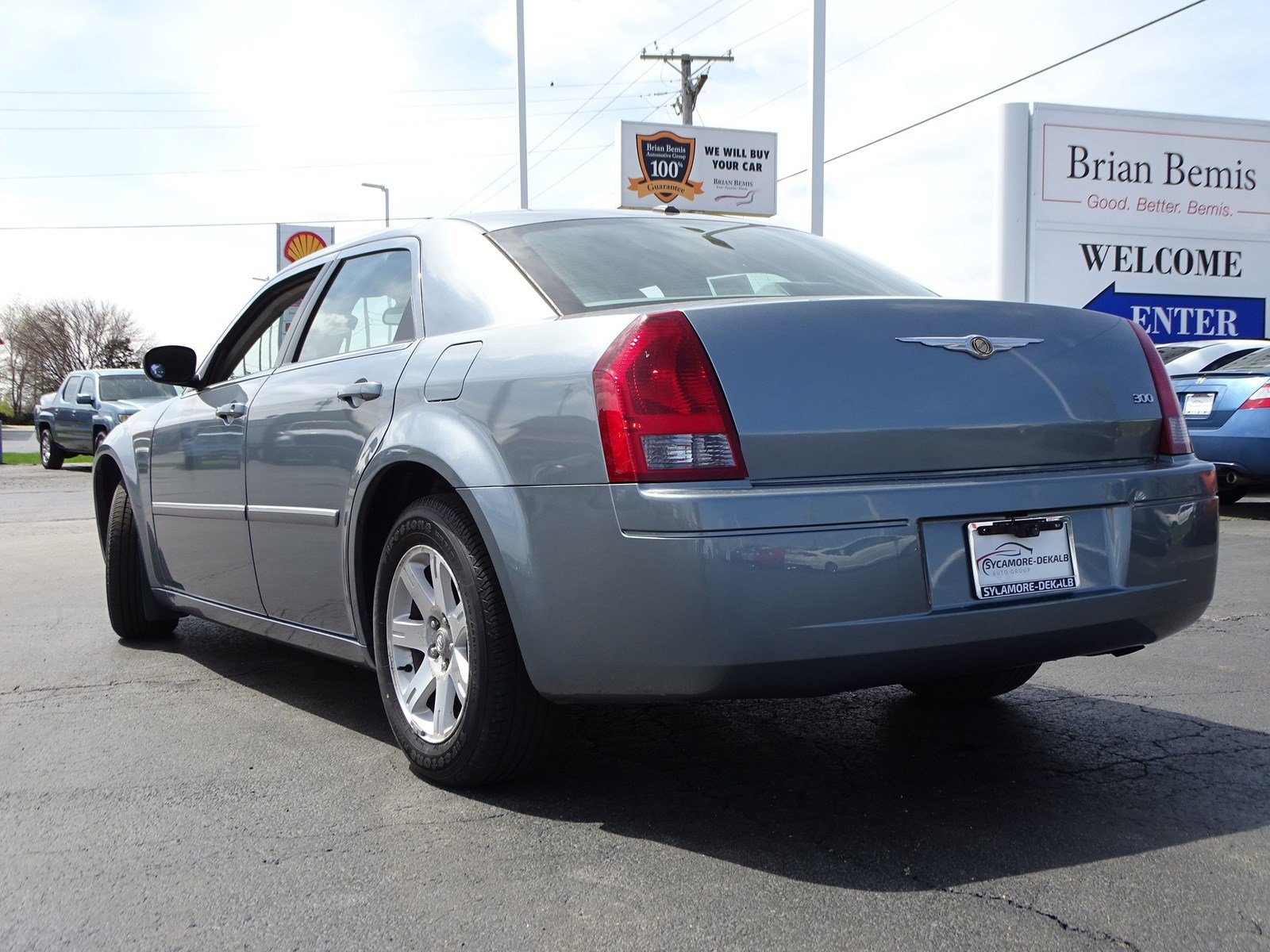 Pre-Owned 2007 Chrysler 300 Base