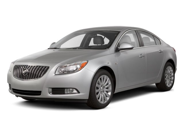 Pre-Owned 2012 Buick Regal GS