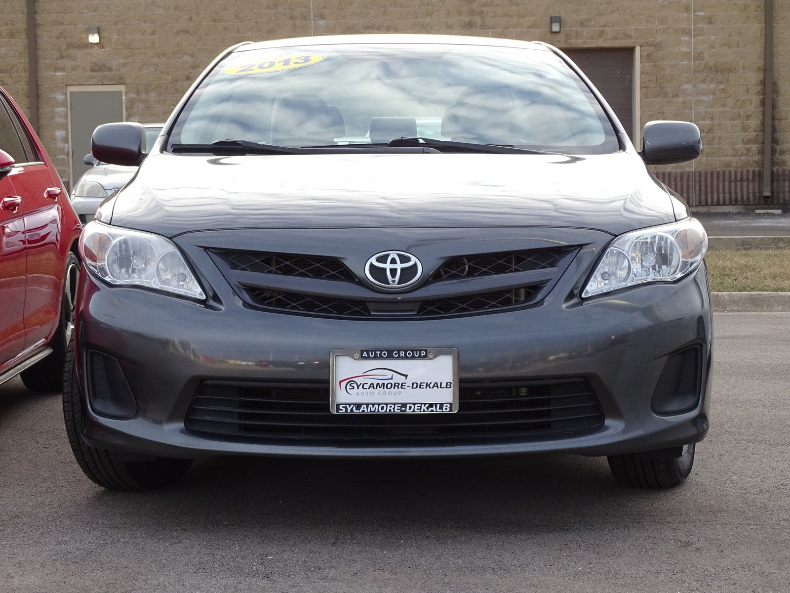 Pre-Owned 2013 Toyota Corolla L