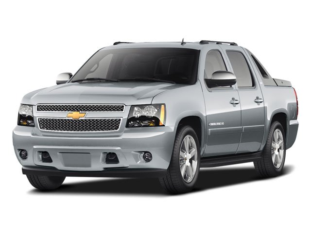 Pre-Owned 2008 Chevrolet Avalanche LT w/3LT