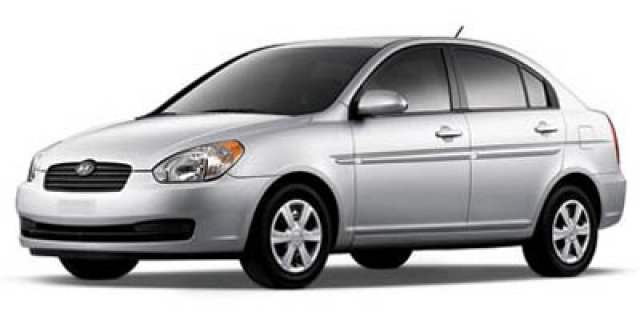 Pre-Owned 2006 Hyundai Accent GLS