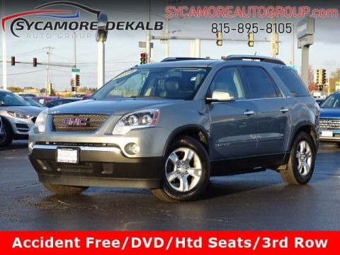 Pre-Owned 2008 GMC Acadia SLT2