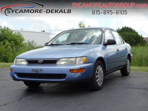 Pre-Owned 1995 Toyota Corolla DX