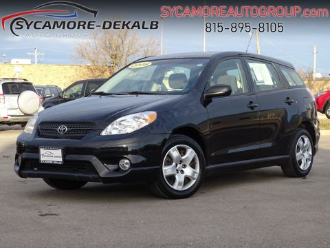 Pre-Owned 2008 Toyota Matrix XR