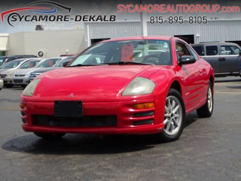 Pre-Owned 2001 Mitsubishi Eclipse GS